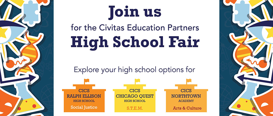Civitas Education Partners High School Fair